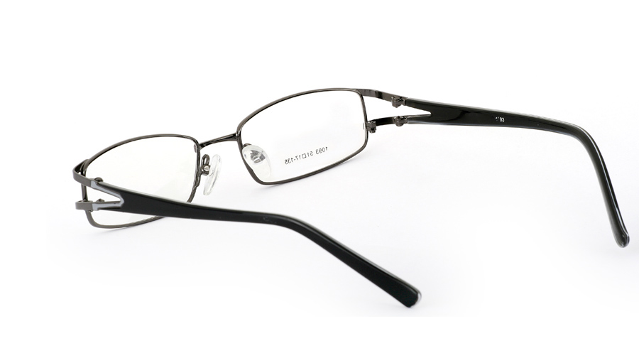 Vista First 1093 Stainless Steel/ZYL Mens&Womens Full Rim Optical Glasses