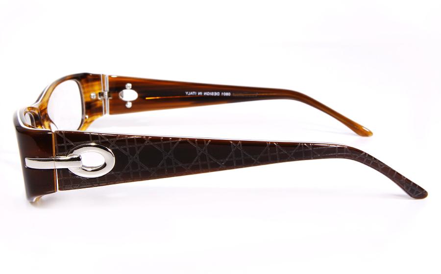 Vista First 0801 Acetate(ZYL) Full Rim Womens Optical Glasses