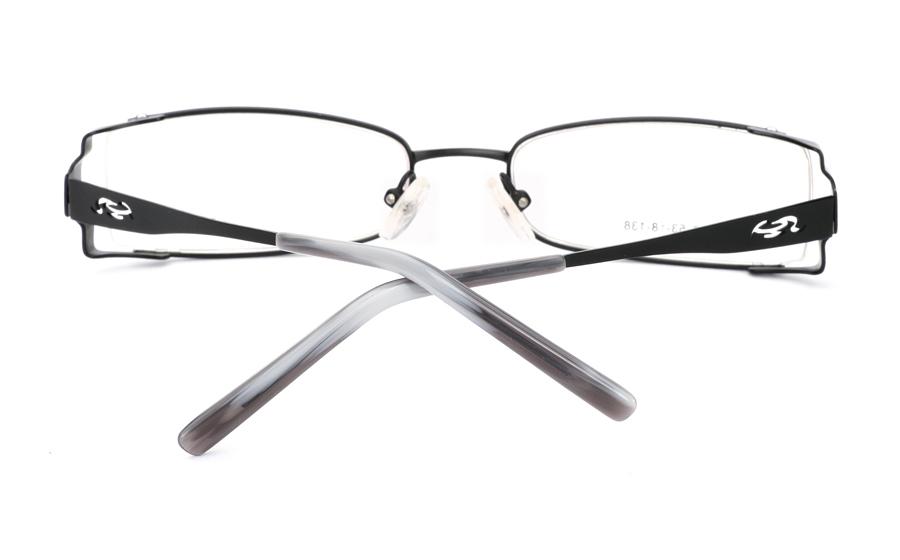 Vista First 1023 Stainless Steel/ZYL Full Rim Mens Optical Glasses