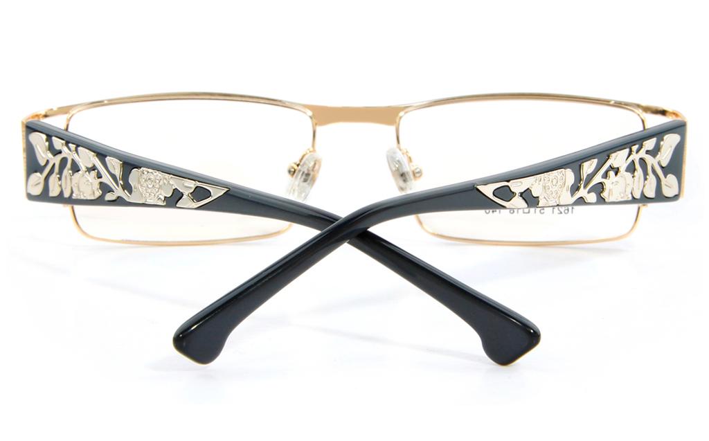 Vista First 1621 Stainless Steel Full Rim Womens Optical Glasses