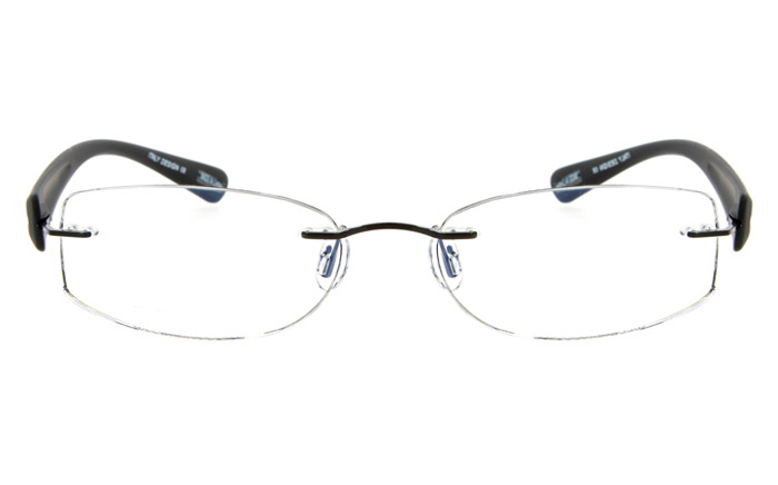 Vista First 5016 Stainless Steel Mens&Womens None Optical Glasses