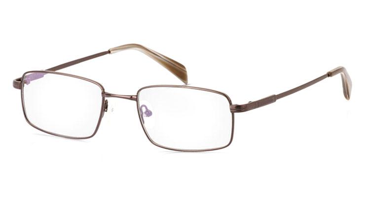 Vista First 2016 Titanium Memory Full Rim Mens Optical Glasses