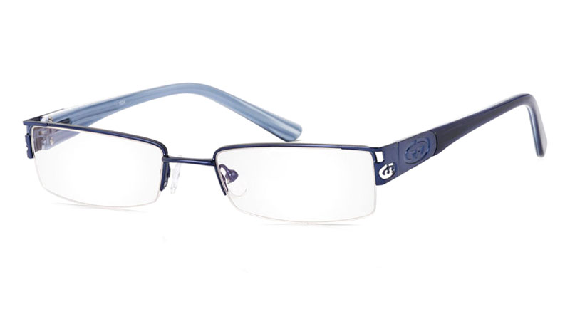 Vista First 1034 Stainless Steel Mens&Womens Semi-rimless Optical Glasses