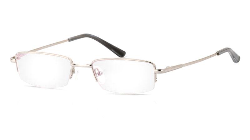 Vista First 2017 Titanium Memory Mens&Womens Half Rim Optical Glasses