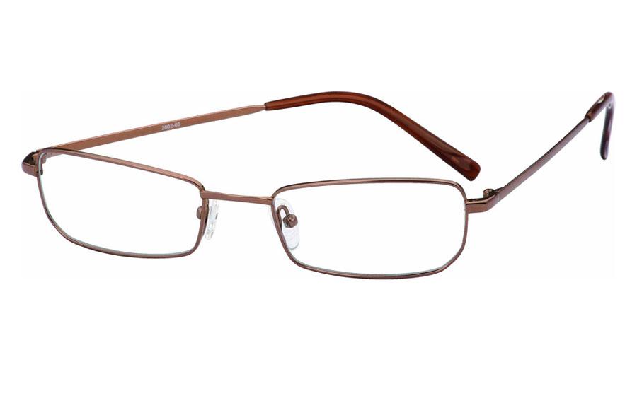 Vista First 2002 Titanium Memory Full Rim Mens Optical Glasses