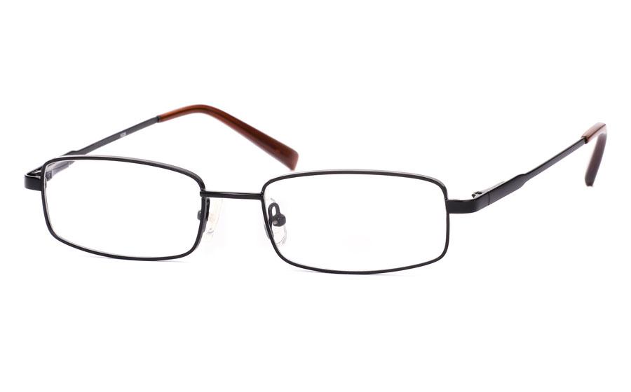 Vista First 1026 Stainless Steel/ZYL Full Rim Mens Optical Glasses
