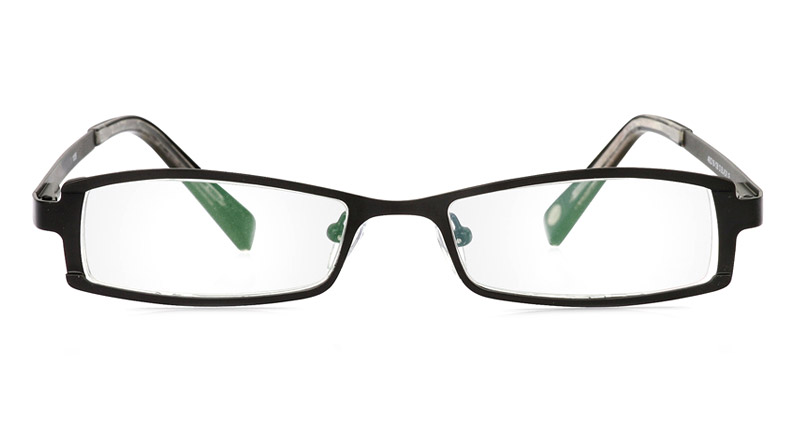 Vista First 1055 Stainless Steel/ZYL Mens&Womens Full Rim Optical Glasses
