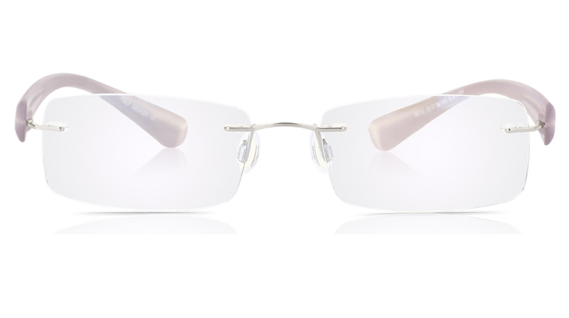 Vista First 5013 Stainless Steel Mens&Womens None Optical Glasses