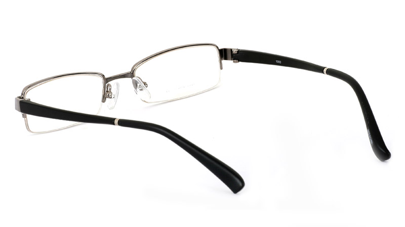Vista First 1083 Polycarbonate(PC) Mens&Womens Half Rim Optical Glasses