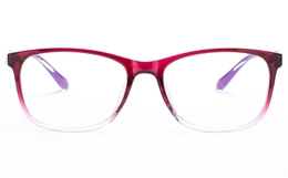 Poesia 3129 Polycarbonate(PC) Womens Full Rim Optical Glasses