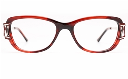 Vista First 0877 Acetate(ZYL) Womens Full Rim Optical Glasses for Fashion,Classic,Party Bifocals
