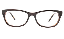 Vista First 0204 Acetate(ZYL) Womens Full Rim Optical Glasses for Fashion,Classic,Party Bifocals