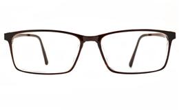 Poesia 7023 TR90/ALUMINUM Mens Full Rim Optical Glasses for Fashion,Classic,Nose Pads Bifocals