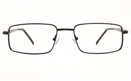 Poesia 6068 Stainless Steel Mens Full Rim Optical Glasses