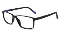 Mens Rectangle Eyeglasses 0310