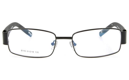 Vista First 8110 Stainless Steel Mens&Womens Full Rim Optical Glasses