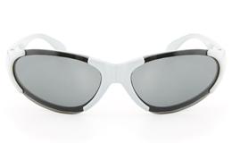 Vista Sport CH4 Polycarbonate(PC) Kids Full Rim Oval Sunglasses for Fashion Bifocals