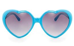 Vista Sport YS9000 Propionate Mens Womens Full Rim Heart-shaped Sunglasses for Fashion,Party Bifocals