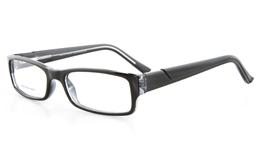Poesia LO3020 Propionate Mens Full Rim Optical Glasses - Square Frame