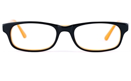 Vista Kids 0512 Acetate(ZYL)  Kids Oval Full Rim Optical Glasses for Fashion,Classic Bifocals