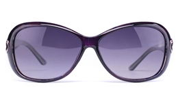 Vista Sport P1318 Propionate Womens Oval Full Rim Sunglasses for Fashion,Classic,Party,Sport Bifocals