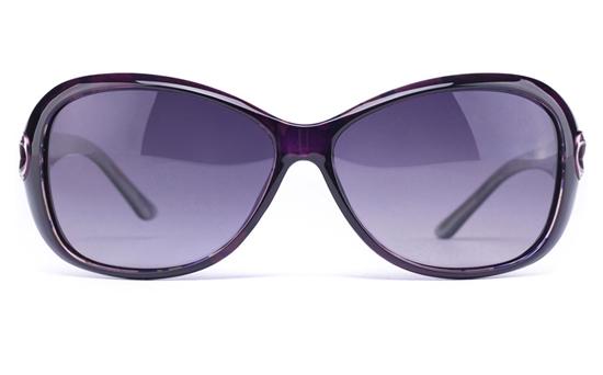 Vista Sport P1318 Propionate Womens Oval Full Rim Sunglasses