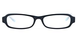 Vista Kids 0570 Acetate(ZYL) Kids Oval Full Rim Optical Glasses for Fashion,Classic
