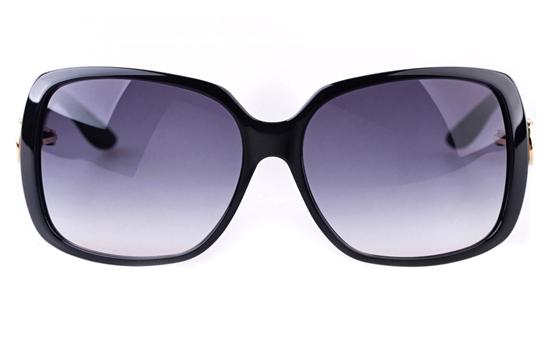 Gucci GG3166 Polycarbonate(PC) Womens Square Full Rim Sunglasses