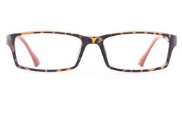 Poesia 7004 DIME ULTEM Mens Womens Square Full Rim Optical Glasses for Classic Bifocals