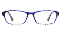 Poesia 7005 TEXTURE ULTEM Mens&Womens Oval Full Rim Optical Glasses
