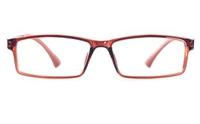 Poesia 7003 COLOR ULTEM Mens&Womens Rectangle Full Rim Optical Glasses