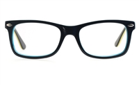 Vista Kids H1016 Acetate(ZYL) Kids Round Full Rim Optical Glasses