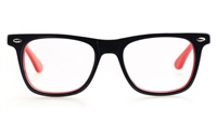 Vista Kids H1014 Acetate(ZYL) Kids Square Full Rim Optical Glasses