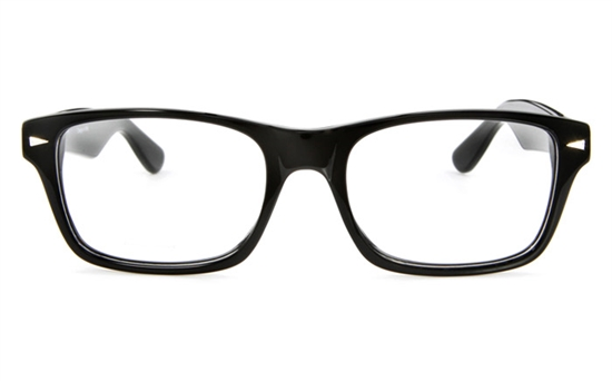 Vista First 166 Acetate(ZYL) Mens&Womens Full Rim Wayfarer Optical Glasses