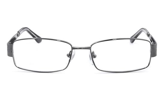 Vista First 1102 Stainless Steel Mens&Womens Full Rim Optical Glasses