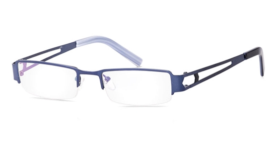 Vista First 1061 Stainless Steel Mens&Womens Semi-rimless Optical Glasses