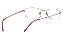 Vista First 2004 Titanium Memory Full Rim Mens Optical Glasses for Fashion,Classic,Party,Sport,Nose Pads Bifocals