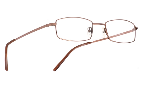 Vista First 2004 Titanium Memory Full Rim Mens Optical Glasses