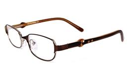 Nova Kids 1515 Stainless Steel/ZYL Full Rim Kids Optical Glasses