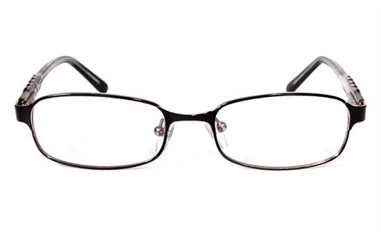 Nova Kids 1513 Stainless Steel/ZYL Full Rim Kids Optical Glasses