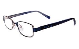 Nova Kids 1517 Stainless Steel/ZYL Full Rim Kids Optical Glasses