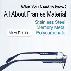 All about frames material