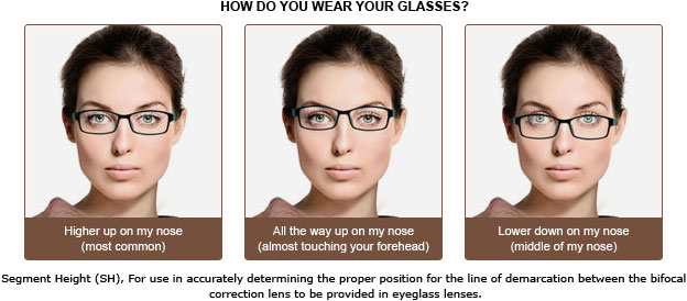 eyeglass lenses ge5l  Progressive Wear