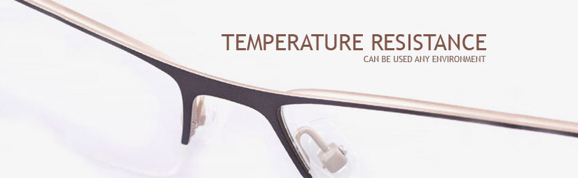 Temperature Resistance of Metal Glasses