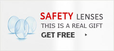 free safety lenses super impact resistance.