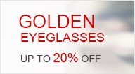 18K Golden Eyeglasses