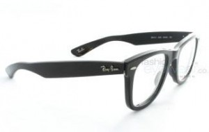 The Ray Ban Original RB5121 2000 In Black by finestglasses.com ccc3e40defb83