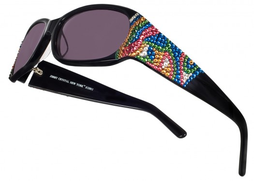 aa35ee5244d A A Optical s Jimmy Crystal Carnival is inspired by the vibrant colors and  energy found in Rio s Carnival new sunglass style.