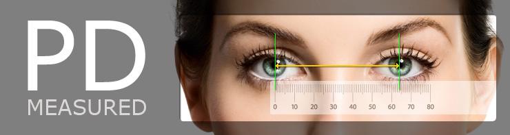 Optical Centers / Pupillary Distance (PD) - finestglasses.com