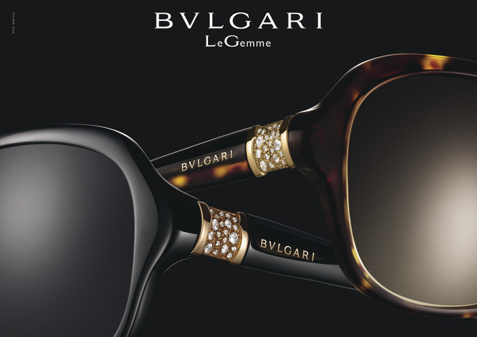 fc74623fb2 Limited Edition Exclusive – Bvlgari Gold 18kt Eyewear by ...